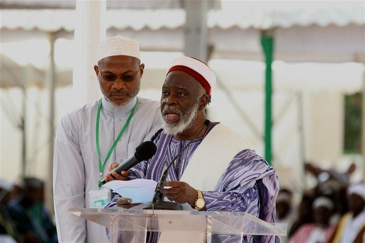 Eid El Fitr : Sermon du Cheikhoul Aïma