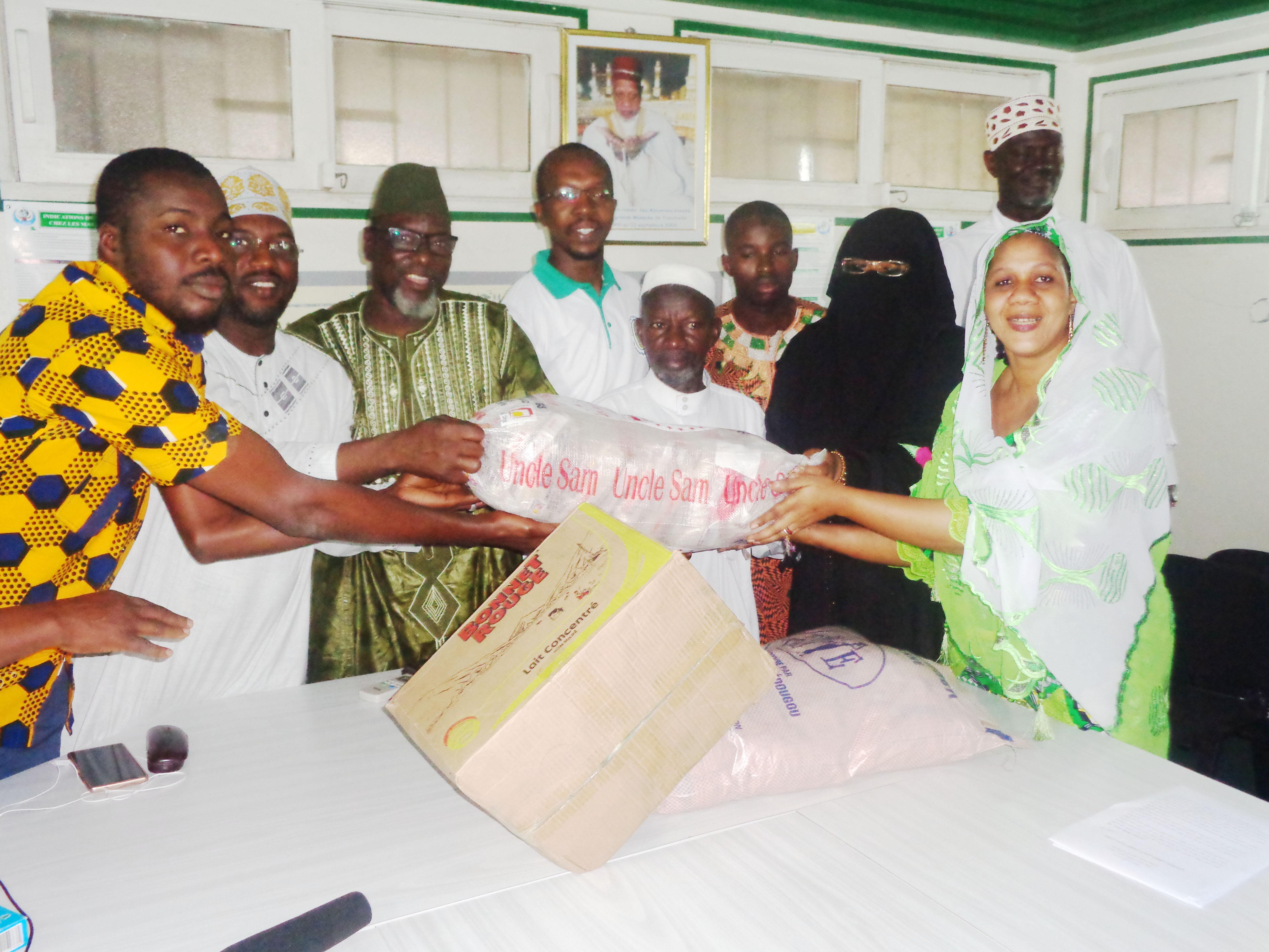 RAMADAN 2016 : LE COSIM REDISTRIBUE LES DONS AUX ASSOCIATIONS ET ONG ISLAMIQUES