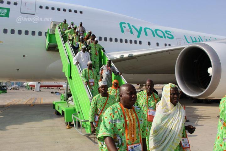 Hadj 2016 : le dernier contingent des pèlerins ivoiriens est à Médine