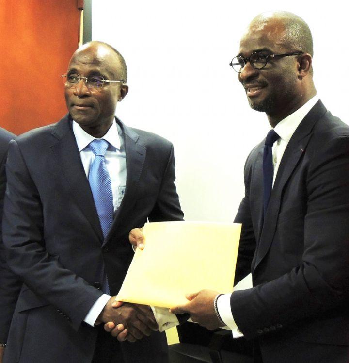 ÉCONOMIE Notation financière en monnaie locale: la Côte d'Ivoire obtient les notes satisfaisantes de A- et A2