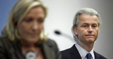 Le député anti-islam Geert Wilders, allié du FN, largement battu aux législatives néerlandaises