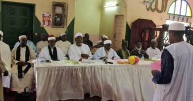 Le COSIM organise les muezzins de Côte d'Ivoire